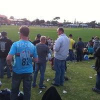 Photo taken at Glenelg Football Club by Ward on 8/13/2011