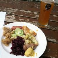 Photo taken at Old Heidelberg German Restaurant by Nammer on 6/19/2012