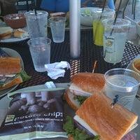 Photo taken at Panera Bread by kaylee k. on 4/3/2011