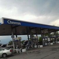 Photo taken at Chevron by Robert S. on 9/29/2011
