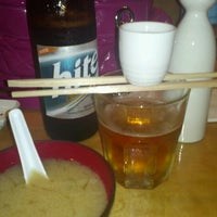 Photo taken at Young Sushi by Selina P. on 8/24/2012