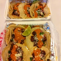 Photo taken at El Guapo Fresh Mexican Grill by Tim T. on 10/12/2011