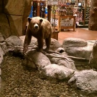Photo taken at Bass Pro Shops by Marian H. on 1/8/2012