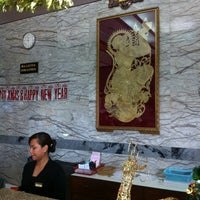 Photo taken at Hadyai Rama Hotel by nickee c. on 12/27/2010