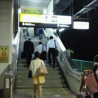 Photo taken at Ushiku Station by ひたちの住人 on 9/30/2011