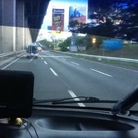 Photo taken at South Luzon Expressway (SLEx) by Remy P. on 6/10/2012