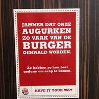 Photo taken at Burger King by Bob L. on 4/1/2012