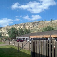 Photo taken at Medora Community Center by Jerred H. on 7/16/2011