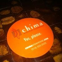 Photo taken at Chima Brazilian Steakhouse by Chauncey M. on 7/3/2012