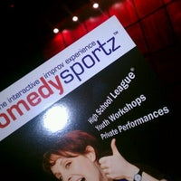 Photo taken at CSz Theater Chicago by Jason M. on 9/10/2011