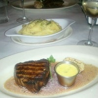 Photo taken at The Grillroom Chophouse & Winebar by Nicole T. on 8/17/2011