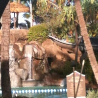Photo taken at Waterslide @ Westin Oceanfront Villas by Denise on 8/12/2012