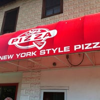 Photo taken at Sy's New York Pizza by Dave C. on 12/2/2011