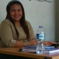 Photo taken at LPSE Kepri by Ali Arief M. on 1/11/2012