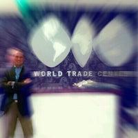Photo taken at World Trade Center by Matthew D. on 11/10/2011