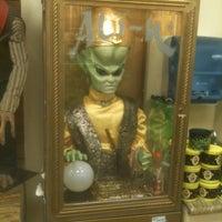 Photo taken at Alien Fresh Jerky by Dean S. on 1/15/2012