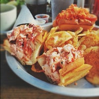 Photo taken at Lobster Joint by Kelly on 6/14/2012