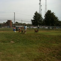 Photo taken at Memphis Dog Park by Will R. on 6/17/2011