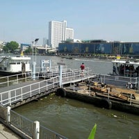 Photo taken at Khlong San Pier by Assedo on 12/14/2011