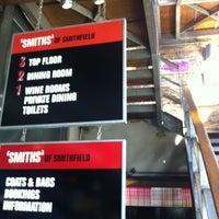 Photo taken at Smiths of Smithfield by Darryl H. on 8/31/2012
