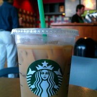 Photo taken at Starbucks by Gabe G. on 9/1/2011