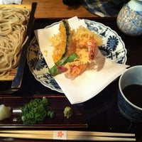 Photo taken at そば さくら by Satoshi N. on 2/26/2012