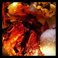 Photo taken at Aloha Hawaiian BBQ by Grace C. on 6/16/2012