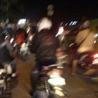 Photo taken at Jalan Kalimalang by Ahmad D. on 8/25/2011