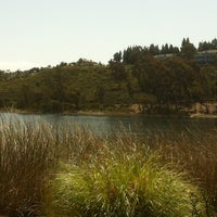 Photo taken at Lake Miramar Reservoir by Adrienne W. on 4/7/2012