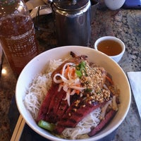 Photo taken at Pho Hung by Tye S. on 4/13/2012