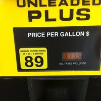 Photo taken at Hess Express by Authentic O. on 9/19/2011