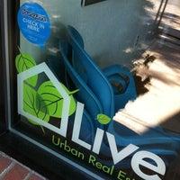 Photo taken at LIVE Urban Real Estate, Inc. by John S. on 7/21/2011