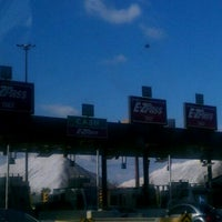 Photo taken at Fort McHenry Tunnel Toll Plaza by MICHELLE S. on 11/11/2011