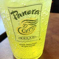 Photo taken at Panera Bread by Nathan G. on 2/21/2012