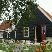Photo taken at Theetuin Overleek by Lars on 7/5/2012