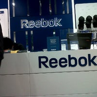 Photo taken at Reebok Torium Shop by Mehtap Ö. on 10/26/2011