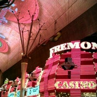 Photo taken at Fremont Hotel & Casino by Michael Y. on 3/29/2012