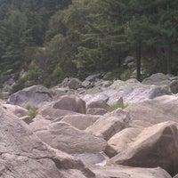 Photo taken at Devil's Lake State Park by Jeremy on 8/10/2011