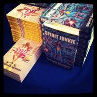 Photo taken at SU Bookstore by Gabrielle Bernstein on 10/18/2011