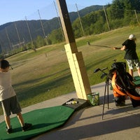 Photo taken at Westwood Plateau Golf Academy by Leslie C. on 9/11/2011