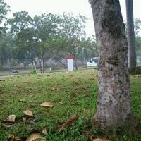 Photo taken at PT. Toyota Motor Manufacturing Indonesia Karawang Plant by Ryan S. on 2/19/2012
