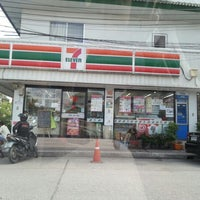 Photo taken at 7-Eleven by Tanach B. on 6/9/2012