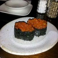 Photo taken at Fukuda Japanese Restaurant by E.j. H. on 4/3/2012