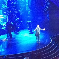 Photo taken at The Colosseum At Caesars Palace by Marty S. on 5/18/2012