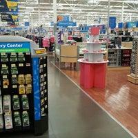 Photo taken at Walmart Supercenter by Dustin W. on 4/10/2012
