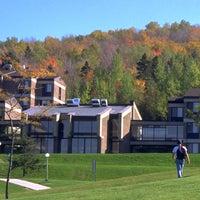 Photo taken at Université de Sherbrooke by Destination Sherbrooke on 3/23/2012
