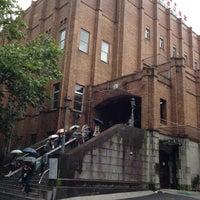 Photo taken at Hibiya Public Hall by Kiyokazu O. on 6/6/2012