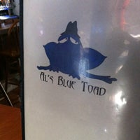 Photo taken at Al's Blue Toad by Notabigdecision L. on 9/11/2012