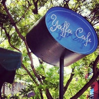 Photo taken at Yaffa Cafe by Artur S. on 5/21/2012