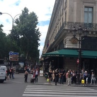 Photo taken at Café de la Paix by Avai C. on 7/9/2012